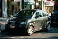 Audi A3, Auto